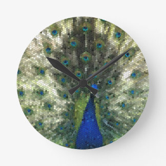 Mosaîque Collectection - Parade in love with the P Wallclocks