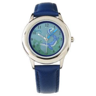 Mosasaurus Wrist Watch
