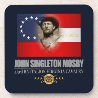 Mosby (patriota meridional) posavasos de bebida