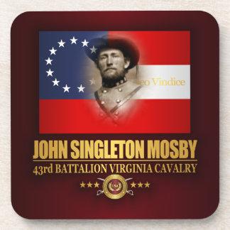 Mosby (patriota meridional) posavasos de bebidas