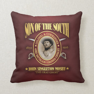 Mosby (SOTS2) Throw Pillow