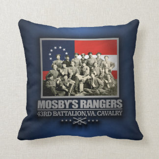 Mosby's Rangers 2 Pillow