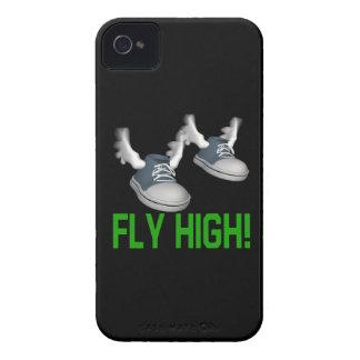 Mosca alta Case-Mate iPhone 4 fundas
