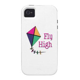Mosca alta iPhone 4/4S carcasa