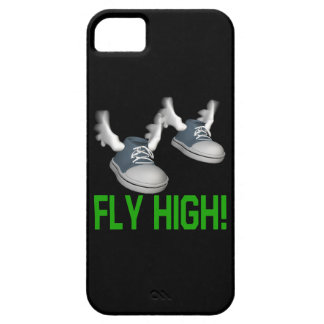Mosca alta funda para iPhone 5 barely there