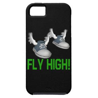 Mosca alta iPhone 5 carcasas