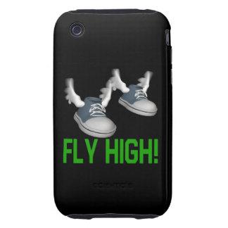 Mosca alta tough iPhone 3 protector