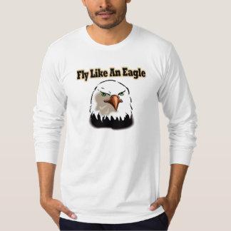 Mosca como Eagle Playeras