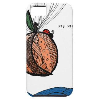 Mosca conmigo iPhone 5 Case-Mate coberturas