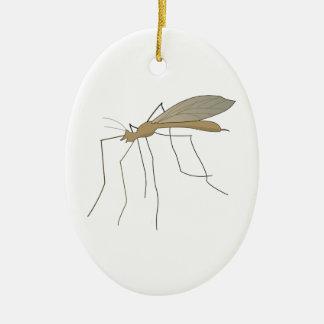 mosca de grúa del mosquito adorno para reyes