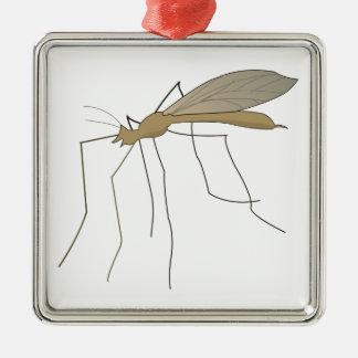 mosca de grúa del mosquito ornamento para reyes magos