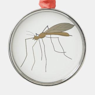 mosca de grúa del mosquito ornamentos de reyes