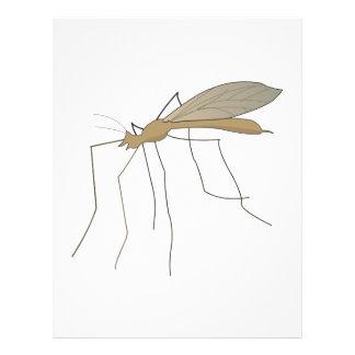 mosca de grúa del mosquito flyer personalizado