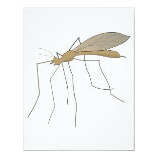 mosca de grúa del mosquito anuncios
