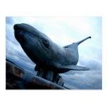 Mosca de la ballena postal