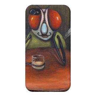 Mosca de la barra iPhone 4 carcasas