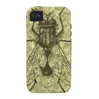 mosca de la casa Case-Mate iPhone 4 carcasa