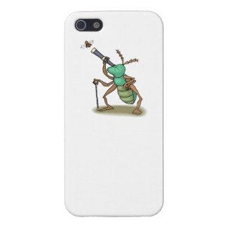 Mosca de observación del insecto iPhone 5 fundas