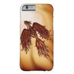Mosca de Phoenix Funda De iPhone 6 Barely There
