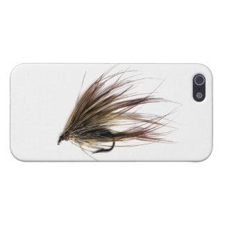 Mosca de Spey iPhone 5 Carcasas