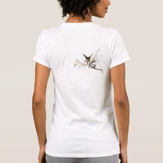 Mosca del dragón camiseta