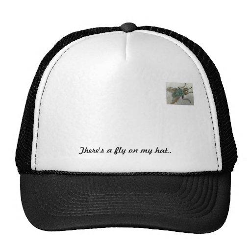 Mosca en mi gorra…