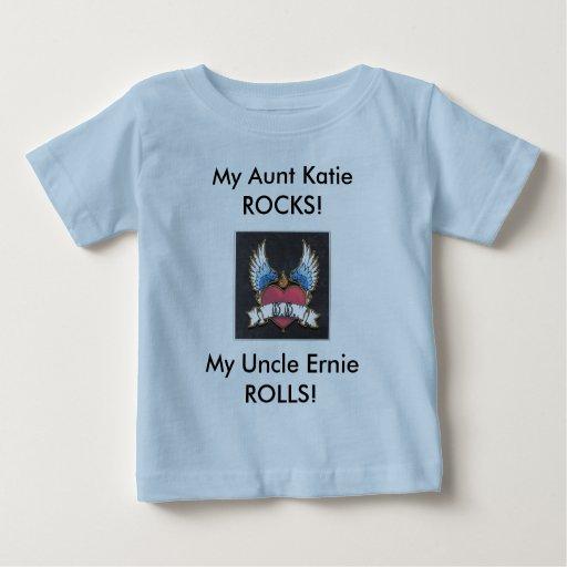 ¡Mosca G.G., mi tío Ernie ROLLS de la mosca! , Mi Camisas