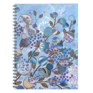 Mosca libre - la colección de las ramas libro de apuntes con espiral