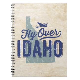 Mosca sobre Idaho Libretas
