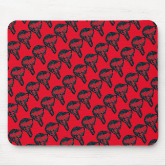 Mosca tejada roja Mousepad de la trucha de la