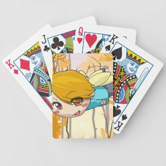 Mosca venida conmigo baraja de cartas