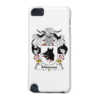 Moscoso Family Crest iPod Touch (5th Generation) Covers