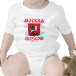 Moscow Герб Москвы Baby Creeper