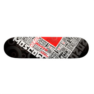 moscow board skate boards