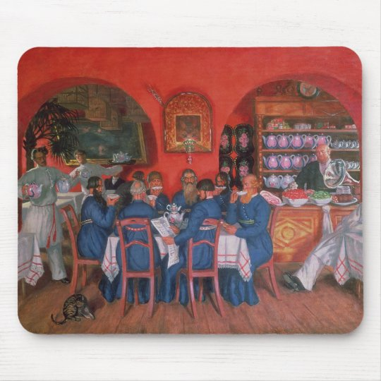 Moscow Cafe, 1916 Mouse Pad