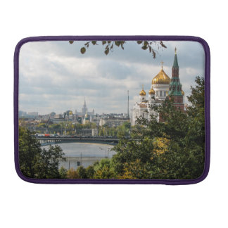 Moscow from the Kremlin - Macbook Pro Sleeve