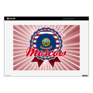 Moscow, ID Laptop Decal