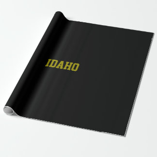 Moscow, ID Wrapping Paper