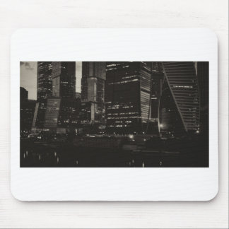 Moscow International Business Center Mouse Pad