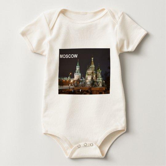 moscow--[kan.k].JPG Baby Bodysuit