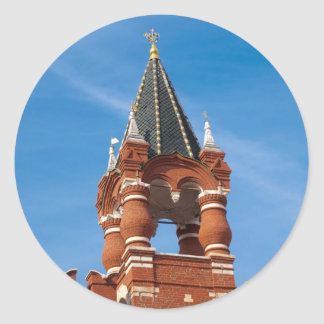 Moscow Kremlin Sticker