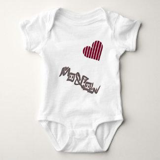 Moscow Love Baby Bodysuit