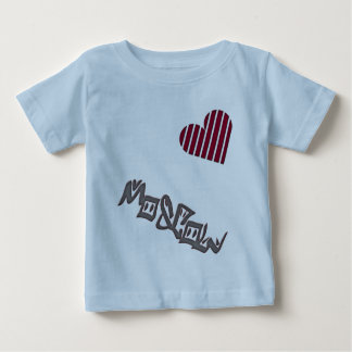 Moscow Love Baby T-Shirt