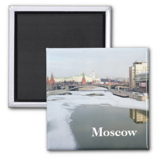 Moscow Refrigerator Magnets