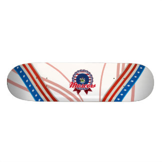 Moscow, ME Skate Deck