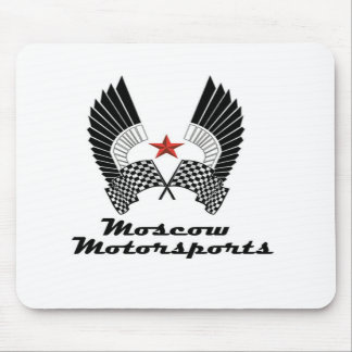 MOSCOW MOTORSPORTS MOUSEPADS
