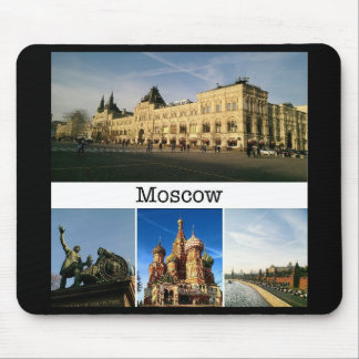 Moscow, Mousepad