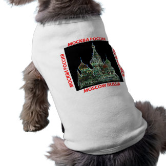 Moscow Neon Doggie Shirt