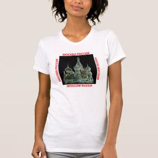Moscow Neon Light T-Shirt