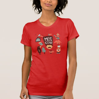 Moscow on my mind T-Shirt